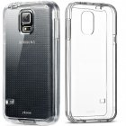 ykooe Transparent Crystal Case for Samsung Galaxy S5